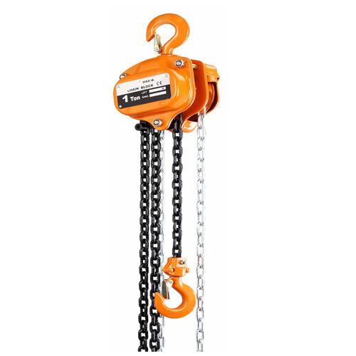 Chain Pully Block/ Chain Hoist  Manufacturers in Vasai