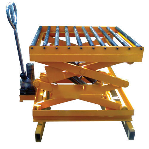 Scissor Table / Die Loader  Manufacturers in Kanpur