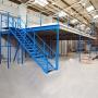 Mezzanine Floor Storage Racks Manufacturers in Bhilwara