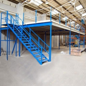 Mezzanine Floor Storage Racks