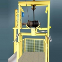 Goods Lift Material Lift